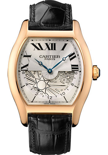 Cartier Watches - Tortue Extra Large - Pink Gold - Style No: W1553551