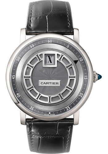 Cartier Watches - Rotonde de Cartier Jumping Hours - Style No: W1553851