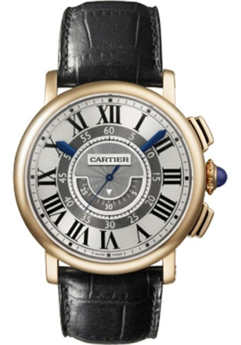 Cartier Watches - Rotonde de Cartier Central Chronogrpah - Style No: W1555951