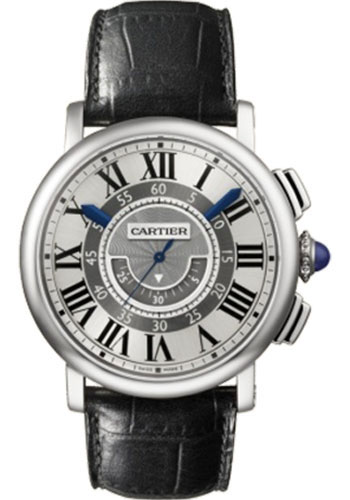 Cartier Watches - Rotonde de Cartier Central Chronogrpah - Style No: W1556051