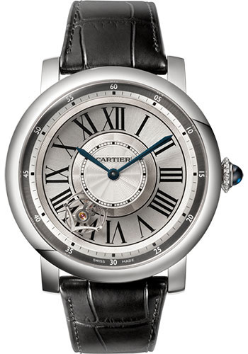 Cartier Watches - Rotonde de Cartier Astrotourbillon - Style No: W1556204