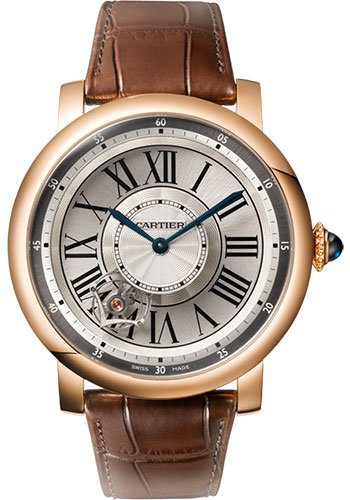 Cartier Watches - Rotonde de Cartier Astrotourbillon - Style No: W1556205
