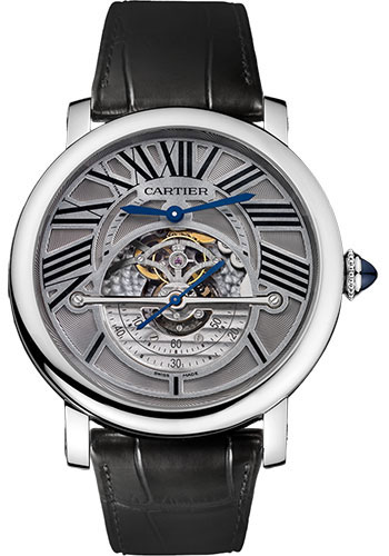 Cartier Watches - Rotonde de Cartier Astroregulateur - Style No: W1556211