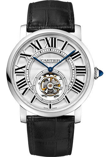 Cartier Watches - Rotonde de Cartier Flying Tourbillon - Style No: W1556216