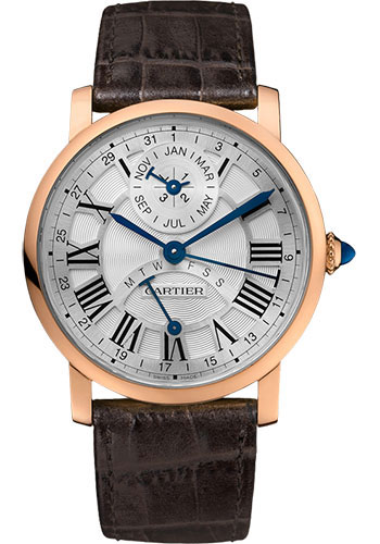 Cartier Watches - Rotonde de Cartier Perpetual Calendar - Style No: W1556217