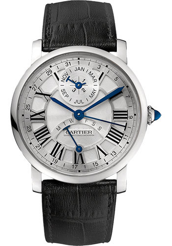Cartier Watches - Rotonde de Cartier Perpetual Calendar - Style No: W1556218