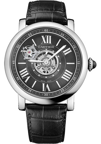Cartier Watches - Rotonde de Cartier Astrotourbillon - Style No: W1556221