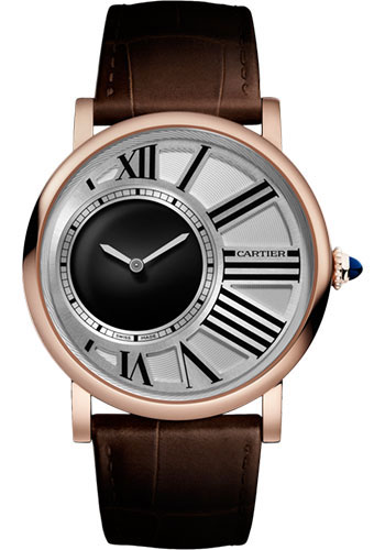 Cartier Watches - Rotonde de Cartier Mysterious - Style No: W1556223