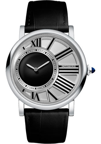 Cartier Watches - Rotonde de Cartier Mysterious - Style No: W1556224