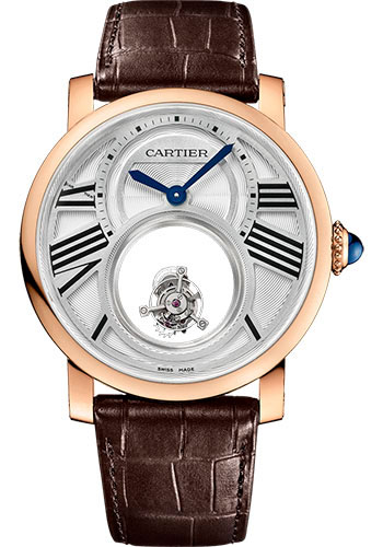 Cartier Watches - Rotonde de Cartier Mysterious Double Tourbillon - Style No: W1556230