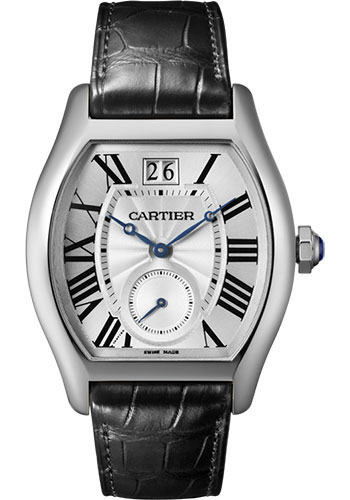 Cartier Watches - Tortue Extra Large - White Gold - Style No: W1556233