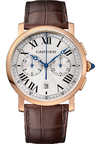 Cartier Watches - Rotonde de Cartier Chronograph - Style No: W1556238