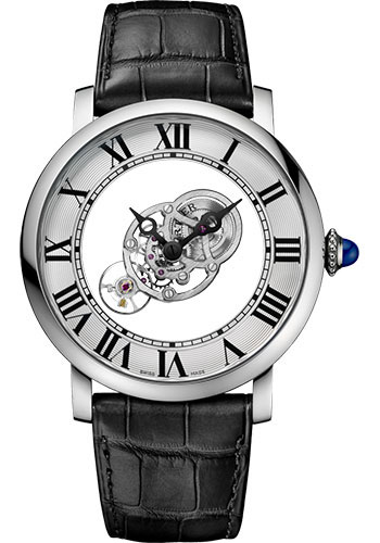 Cartier Watches - Rotonde de Cartier Astromysterieux - Style No: W1556249