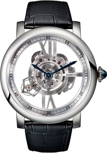 Cartier Watches - Rotonde de Cartier Astrotourbillon - Style No: W1556250