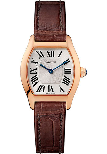 Cartier Watches - Tortue Small - Pink Gold - Style No: W1556360