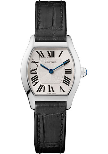 Cartier Watches - Tortue Small - White Gold - Style No: W1556361