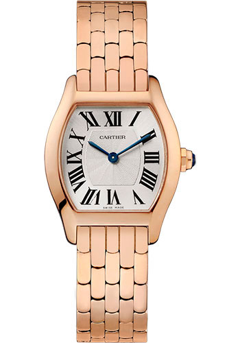 Cartier Watches - Tortue Small - Pink Gold - Style No: W1556364