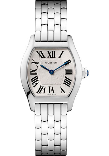 Cartier Watches - Tortue Small - White Gold - Style No: W1556365