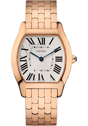 Cartier Watches - Tortue Medium - Pink Gold - Style No: W1556366