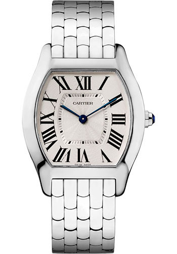 Cartier Watches - Tortue Medium - White Gold - Style No: W1556367
