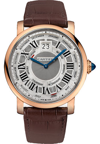 Cartier Watches - Rotonde de Cartier Annual Calendar - Style No: W1580001