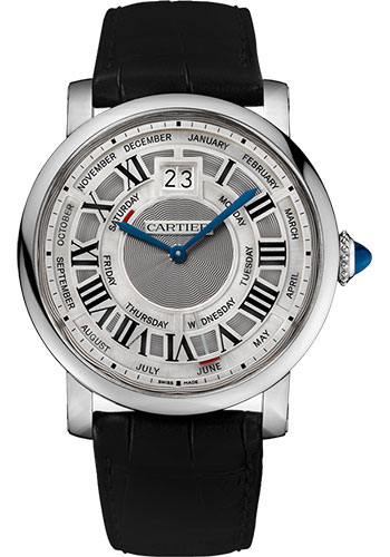 Cartier Watches - Rotonde de Cartier Annual Calendar - Style No: W1580002