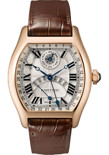 Cartier Watches - Tortue Perpetual Calendar - Style No: W1580045