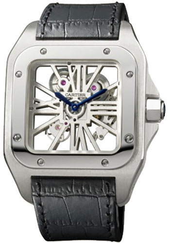 Cartier Watches - Santos 100 Extra Large - Style No: W2020018