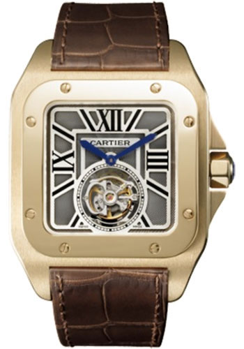 Cartier Watches - Santos 100 Extra Large - Style No: W2020019
