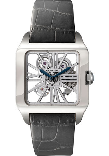 Cartier Watches - Santos Dumont Large - Style No: W2020033