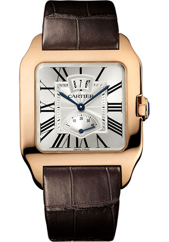 Cartier Watches - Santos Dumont Power Reserve - Style No: W2020067