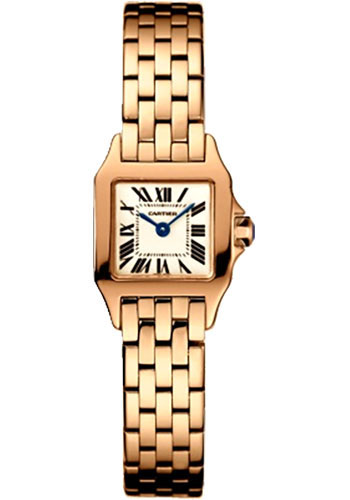 Cartier Watches - Santos Demoiselle Mini - Style No: W25077X9