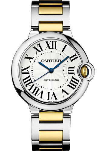 Cartier Watches - Ballon Bleu 36mm - White Gold - Style No: W2BB0012