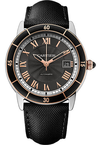 Cartier Watches - Ronde Croisiere de Cartier - Style No: W2RN0005