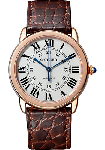 Cartier Watches - Ronde Solo Large - Style No: W2RN0008