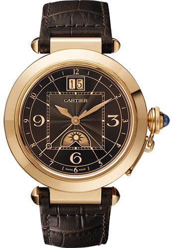 Cartier Watches - Pasha 42 mm - Style No: W3030001