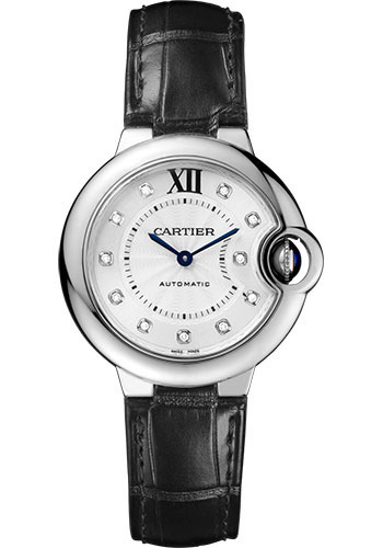 Cartier Watches - Ballon Bleu 33mm - Stainless Steel - Style No: W4BB0009