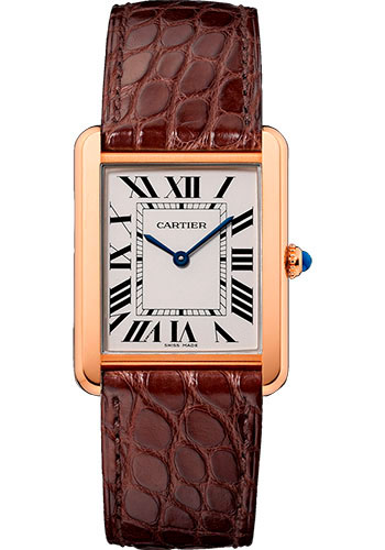 Cartier Watches - Tank Solo Large - Style No: W5200025