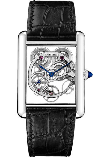 Cartier Watches - Tank Louis Cartier Extra Large - Style No: W5310012
