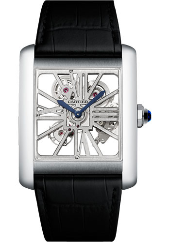 Cartier Watches - Tank MC Palladium - Style No: W5310026