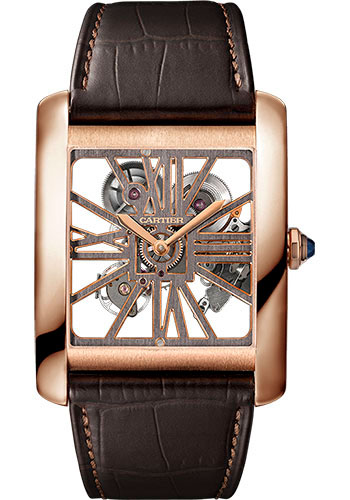 Cartier Watches - Tank MC Pink Gold - Style No: W5310040