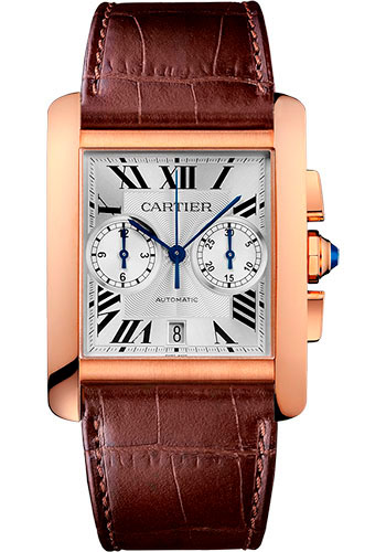 Cartier Watches - Tank MC Pink Gold - Style No: W5330005