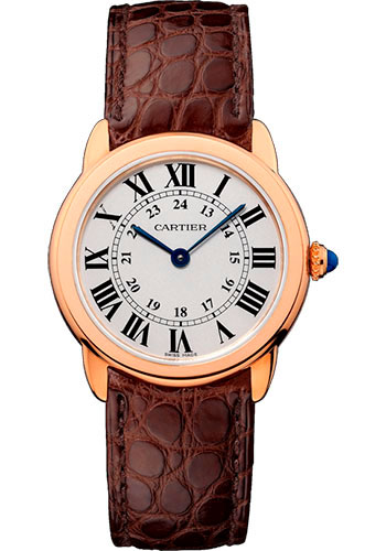 Cartier Watches - Ronde Solo Small - Style No: W6701007