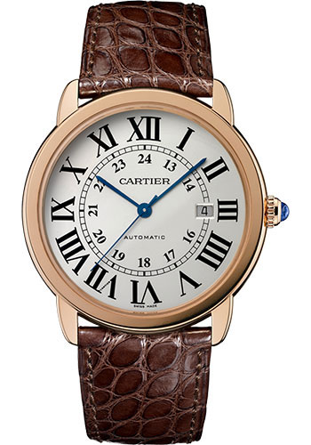 Cartier Watches - Ronde Solo Extra Large - Style No: W6701009