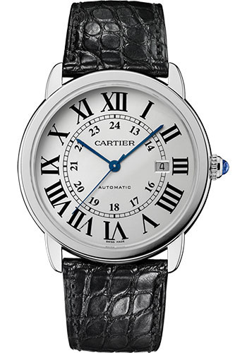 Cartier Watches - Ronde Solo Extra Large - Style No: W6701010