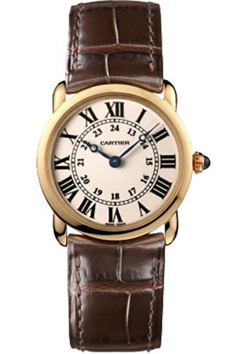 Cartier Watches - Ronde Louis Cartier 29mm - Pink Gold - Style No: W6800151