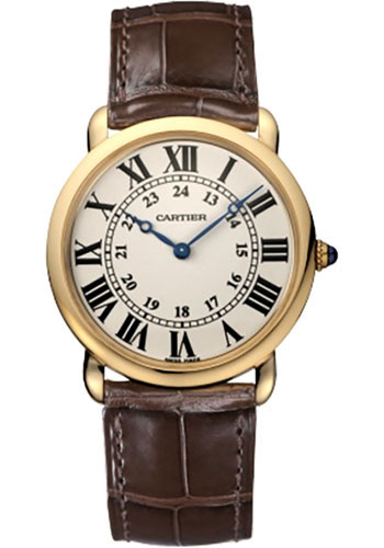 Cartier Watches - Ronde Louis Cartier 36mm - Pink Gold - Style No: W6800251