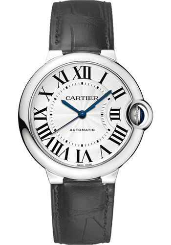 Cartier Watches - Ballon Bleu 36mm - Stainless Steel - Style No: W69017Z4