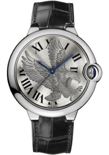 Cartier Watches - Ballon Bleu 42mm - White Gold - Style No: W6920023
