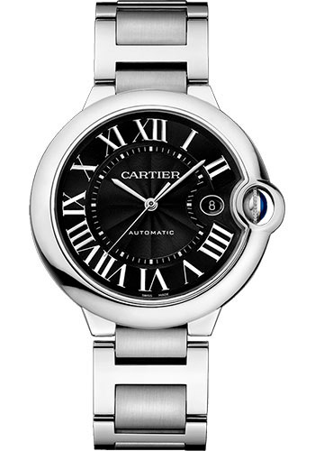 Cartier Watches - Ballon Bleu 42mm - Stainless Steel - Style No: W6920042